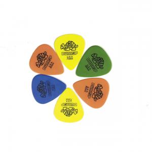 Pack of 6 picks Dunlop